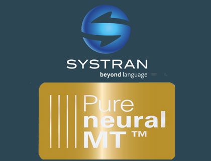 SYSTRAN Pure Neural Machine Translation Engine