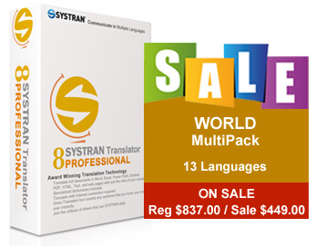 World Language Pack